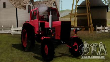 Trator MTZ80 para GTA San Andreas