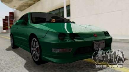 Acura Integra Fast and Furious para GTA San Andreas