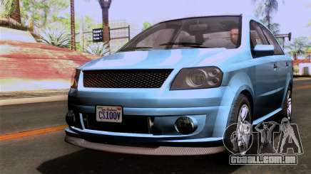 GTA 5 Declasse Asea IVF para GTA San Andreas