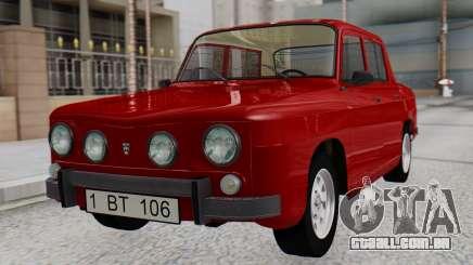 Dacia 1100 Sport para GTA San Andreas