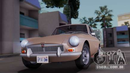 MGB GT (ADO23) 1965 HQLM para GTA San Andreas