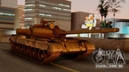 T-55AM Merida para GTA San Andreas