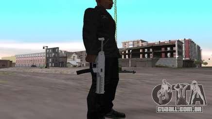 Combat PDW from GTA 5 para GTA San Andreas