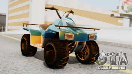New Quad para GTA San Andreas
