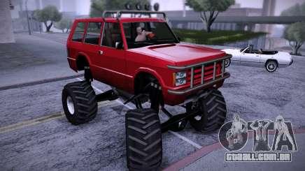 Huntley Monster v3.0 para GTA San Andreas