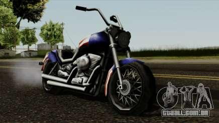 Freeway Angel para GTA San Andreas