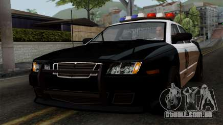 GTA 5 LS Police Car para GTA San Andreas