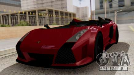 Lamborghini Gallardo J Style para GTA San Andreas
