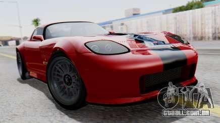 GTA 5 Banshee Dirt para GTA San Andreas