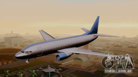 AT-400 Air India para GTA San Andreas