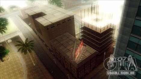 ENB Series Visão Clara v1.0 para GTA San Andreas terceira tela