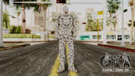 Kaal para GTA San Andreas segunda tela