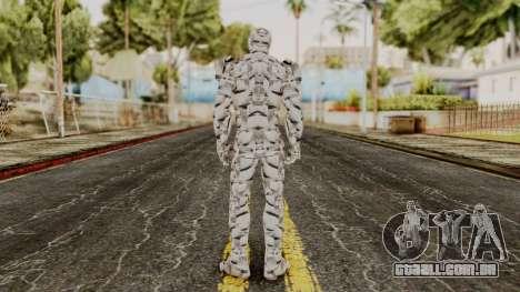Kaal para GTA San Andreas terceira tela