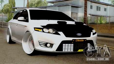 Ford Mondeo para GTA San Andreas