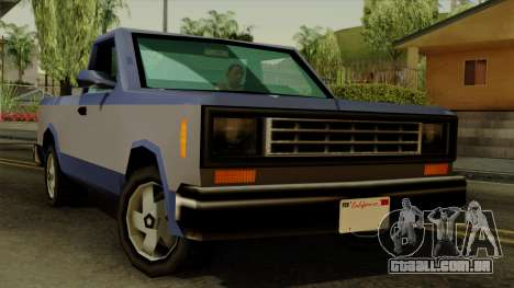 Bobcat from Vice City Stories IVF para GTA San Andreas