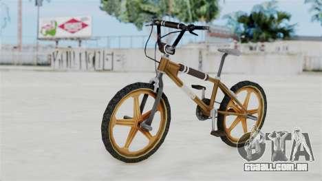 Retro BMX from Bully para GTA San Andreas