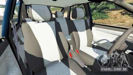 GTA 5 VAZ-2112 volante