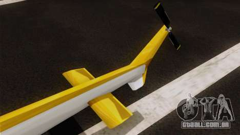 Armadillo from Vice City Stories para GTA San Andreas traseira esquerda vista