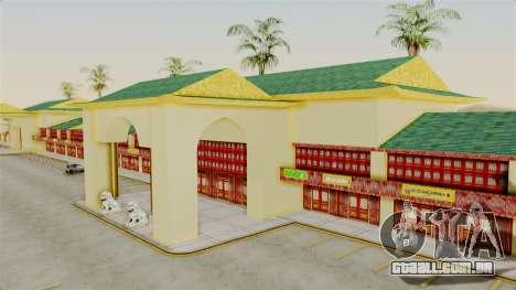 LV China Mall v2 para GTA San Andreas terceira tela