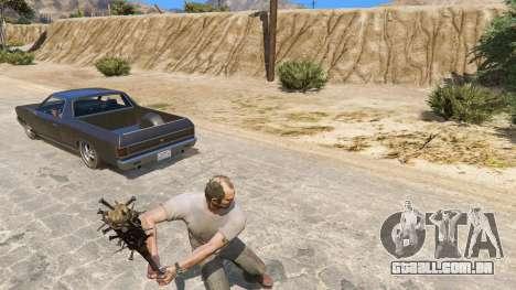 GTA 5 Taco de beisebol de Saints Row Terceiro quarto screenshot