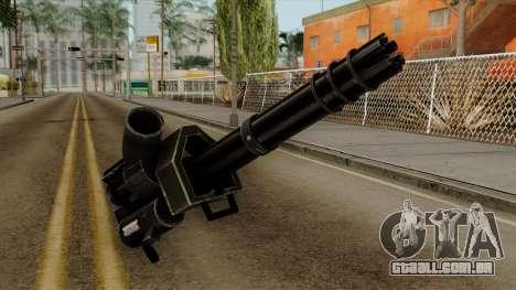 Gatling para GTA San Andreas