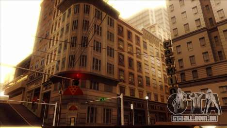 ENB Series Visão Clara v1.0 para GTA San Andreas sétima tela