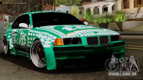 BMW M3 E36 Tic Tac para GTA San Andreas