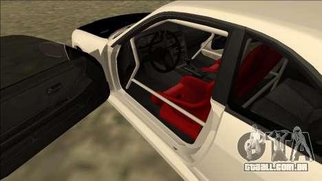Nissan Skyline R33 Drift para GTA San Andreas vista direita