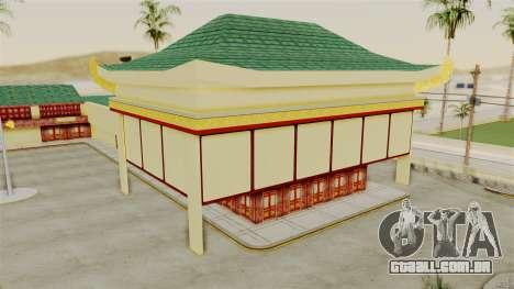 LV China Mall v2 para GTA San Andreas segunda tela