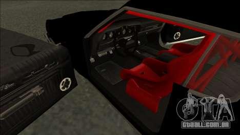 Ford Gran Torino Drift para GTA San Andreas vista direita