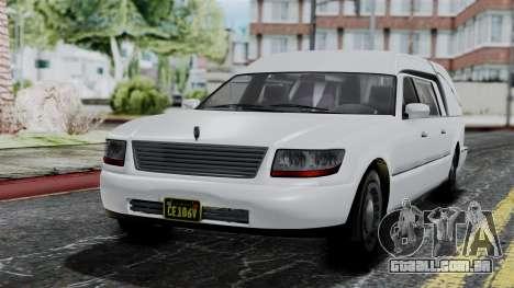 GTA 5 Albany Romero para GTA San Andreas