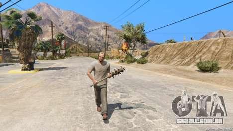 GTA 5 Taco de beisebol de Saints Row Terceiro segundo screenshot