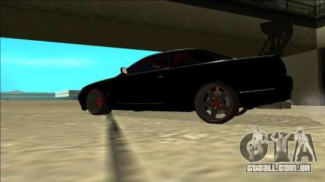 Nissan Skyline R32 Drift para o motor de GTA San Andreas