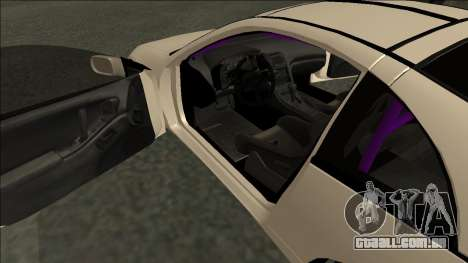 Nissan 300ZX Drift Monster Energy para GTA San Andreas vista direita