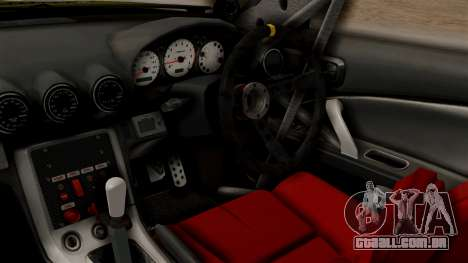 Nissan Silvia S15 RDS NGK para GTA San Andreas vista direita