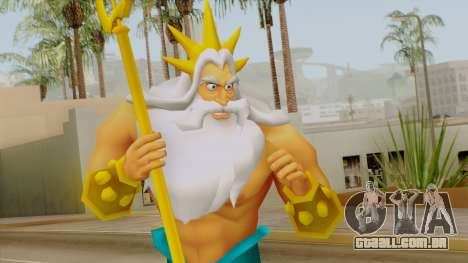 Triton (The Little Mermaid) para GTA San Andreas