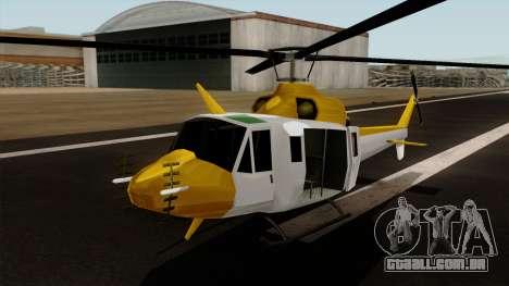 Armadillo from Vice City Stories para GTA San Andreas