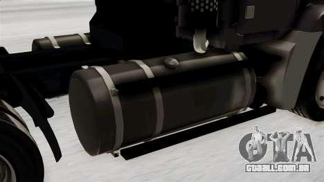 Mack Vision Trailer v2 para GTA San Andreas vista traseira