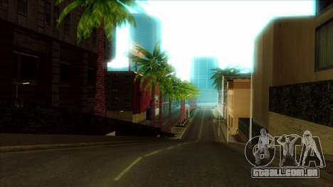 ENB Series Visão Clara v1.0 para GTA San Andreas sexta tela