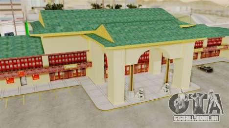 LV China Mall v2 para GTA San Andreas quinto tela