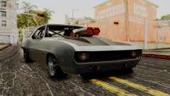 Chevrolet Camaro Drag Street