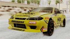 Nissan Silvia S15 RDS NGK para GTA San Andreas