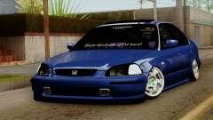Honda Civic Sedan B. O. Construção para GTA San Andreas