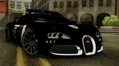 Bugatti Veyron 16.4 2013 Dubai Police
