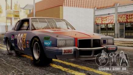 Pontiac GranPrix Hotring 1981 para GTA San Andreas
