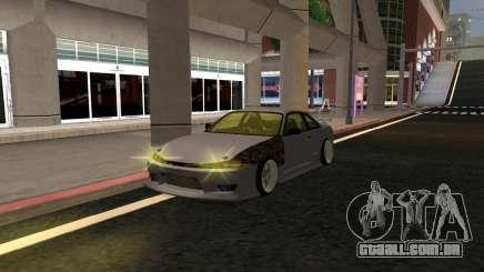 Nissan Silvia S14 JDM v0.1 para GTA San Andreas