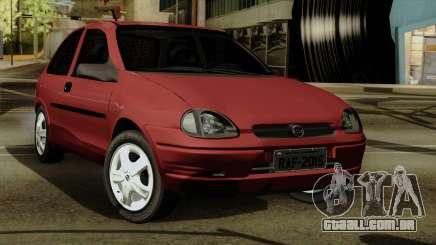 Opel Corsa para GTA San Andreas