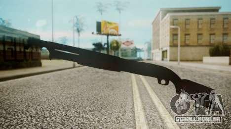 Winchester M1912 para GTA San Andreas segunda tela