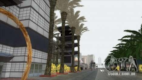 Autumn in SA v2 para GTA San Andreas nono tela