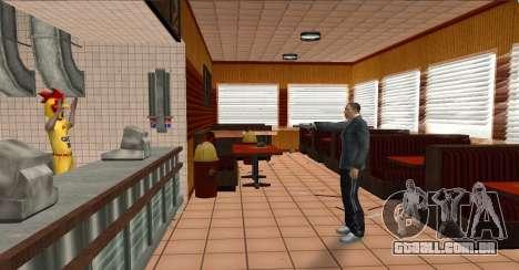 Deagle Styles para GTA San Andreas segunda tela